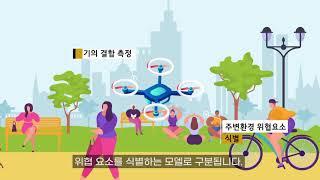 [충북대] 자율 드론 비행 안전성 검사를 위한 위협 분…