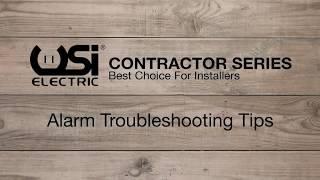 USI Electric Troubleshooting Tips