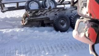 Развод в соц.сетях от моего имени, Зимник 2015 (серия 31)