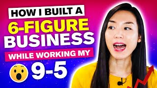 Building A Business From The Ground Up | How To Start A Business While Working Full Time