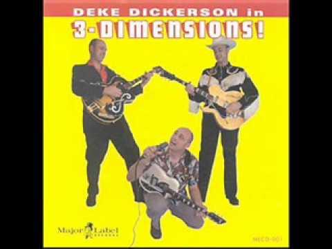 Deke Dickerson- Lets Go Wild Tonight(Honky-Tonk/Rockabilly)