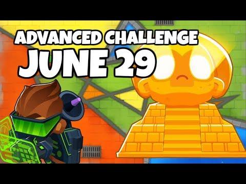 BTD6 Advanced Challenge R100 - MyRegert - June 29 2019
