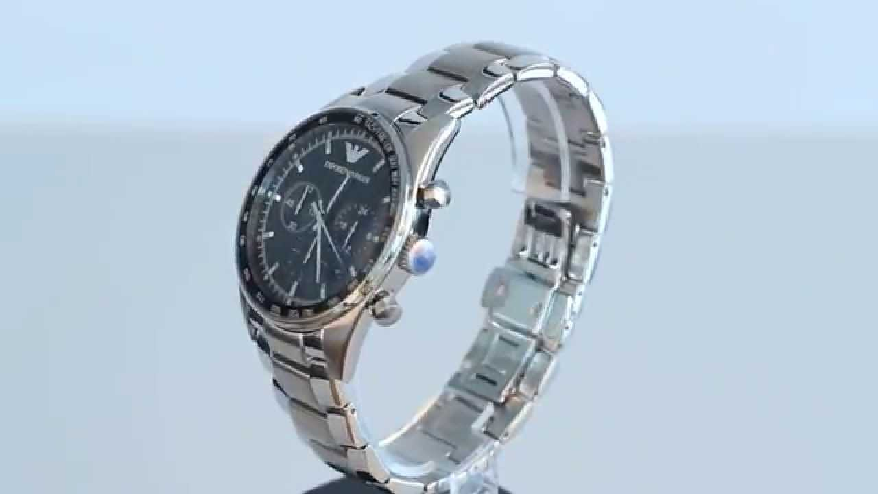 finest selection special section official site Emporio Armani watches AR5980 FULL HD VIDEO - HOW TO SPOT ...