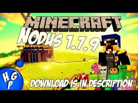 Minecraft - Hacked Client 1.8.3 [Nodus] + Download