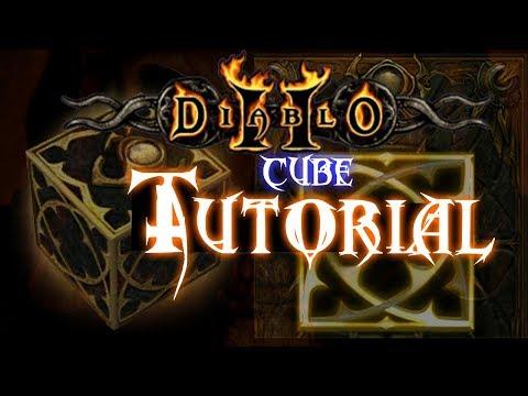 Extensive Horadric Cube Tutorial - Diablo 2