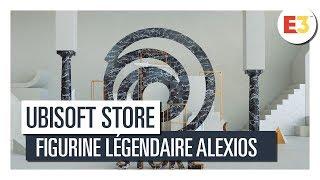 Ubisoft Store - Figurine légendaire Alexios