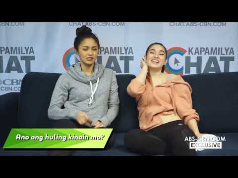 Last Thing Challenge with Coleen Garcia