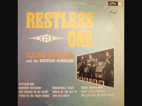 Earl Morin Western Ramblers Restless One (complete LP)
