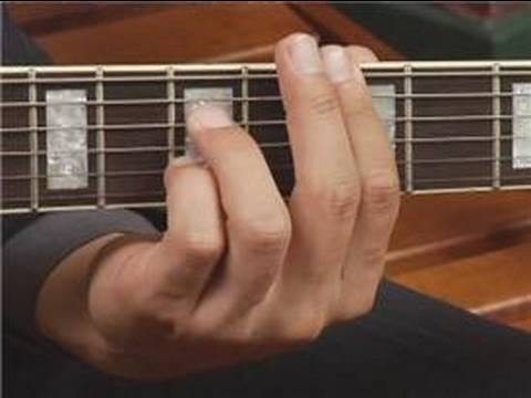 Play D7 Chord In 2nd Position On The Guitar 2nd Inversion Guitar