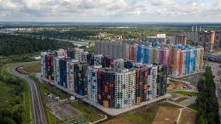 видео Новостройки на Дмитровском шоссе в Москве