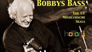 Скачать Mixolydische Skala Bobbys Bass 13