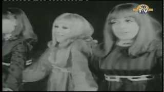The Paper Dolls - Someday [1968]
