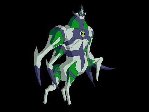 Top 10 Fan Made Aliens Of Ben 10
