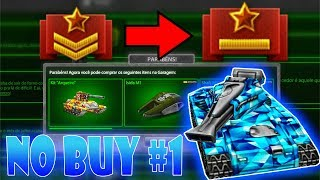 Tanki Online ROAD TO MAJOR (No Buy #1) M2 Freeze AT First Sergeant ...