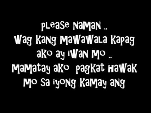 Sorry na - Parokya ni Edgar (Lyrics)
