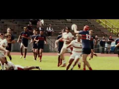 Connor Byron Rugby Highlights 2017 | Yale first XV