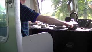 Driving A Dmu At Llanclys On The Cambrian Line August 2015