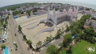Velankanni Trip   Basilica of Our Lady of Good Health  