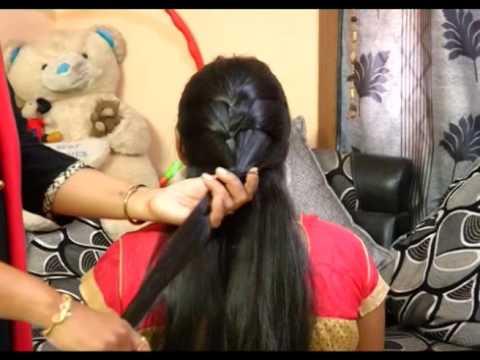 Siga Singaaram-42 (Hair style video by eenadu.net)