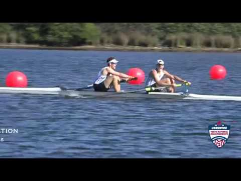 2018 USRowing Youth National Championships Winner's Highlights