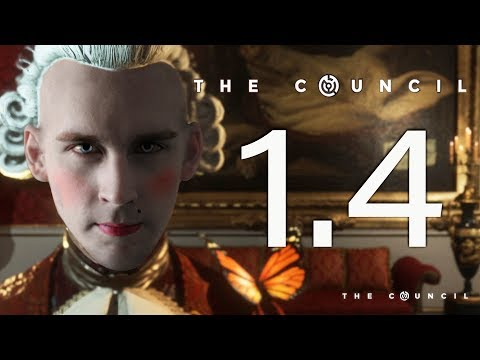 DINNING WITH DEVILS - The Council gameplay - Episode 1.4