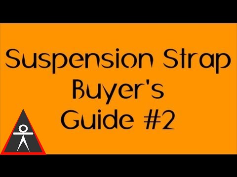 Suspension Strap Buying Guide #2: Handle Adjustment