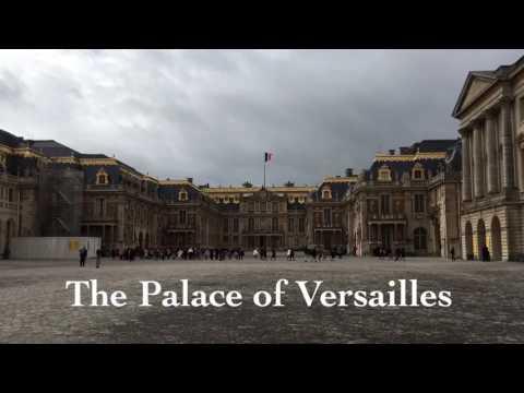 2017 Palace of Versailles visit