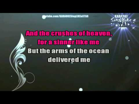KARAOKE Never Let Me Go  - Florence and the Machine