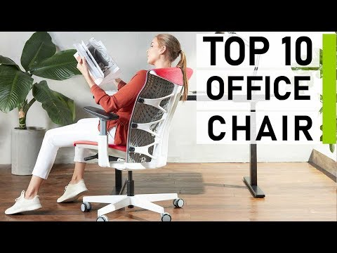 Top 10 Best Ergonomic Office Chairs You Should Buy
