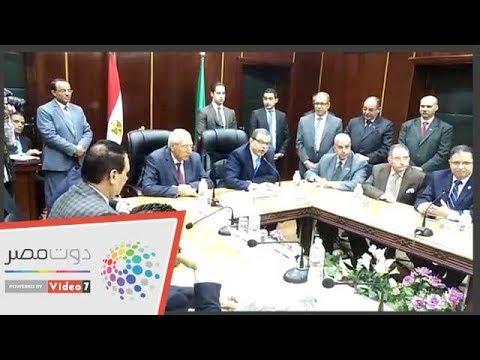 وزير القوى العاملة عن الدقهلية: محافظة العمل  - 12:54-2018 / 11 / 18