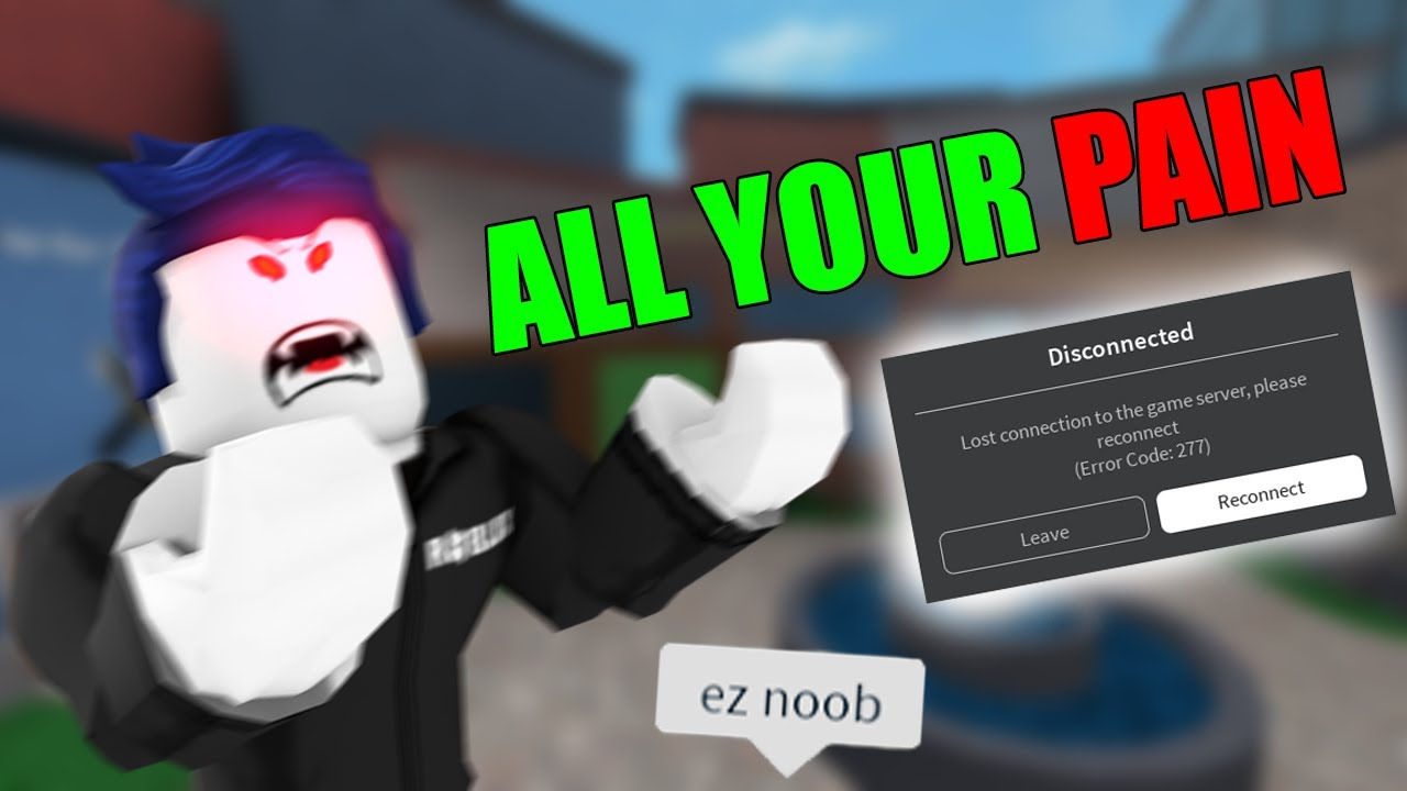 All your ROBLOX pain in one video...