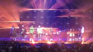 Bruno Mars - Runaway Baby - Live Las Vegas Monte Carlo Casino