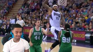FlightReacts NBA's Top 100 Dunks Of The Decade