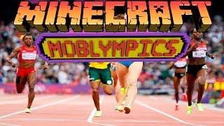 Олимпийские игры в Minecraft - Мини Игры