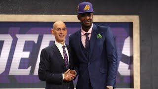 Top 10 Picks From The 2018 NBA Draft