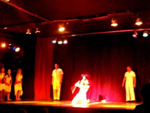 Jesssica Kike Afro Rumba Son Salsa Shows Columbia