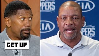 Jalen Rose isn't having any of Doc Rivers' explanation on Kawhi Leonard signing | Get Up