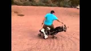 Epic GolfBoard Fail - Golf Gods