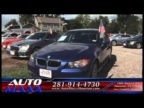 AutoMaxx por Mi Gente TV Houston