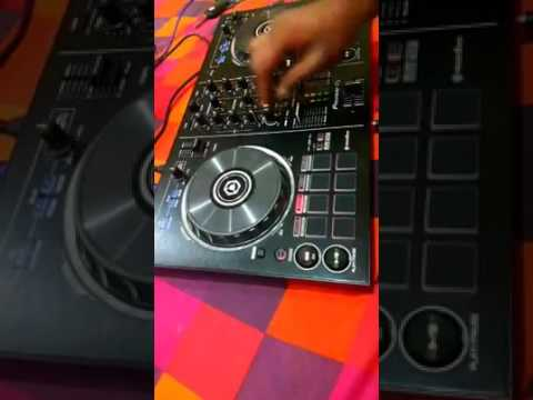 Pioneer DDJ-RB -90's Old SkooL RnB VS New SkooL Rnb Hip Hop -2K17 mix by Deejay RS