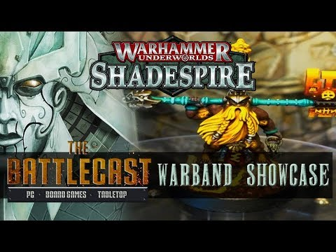 Shadespire Warband Showcase - Chosen Axes