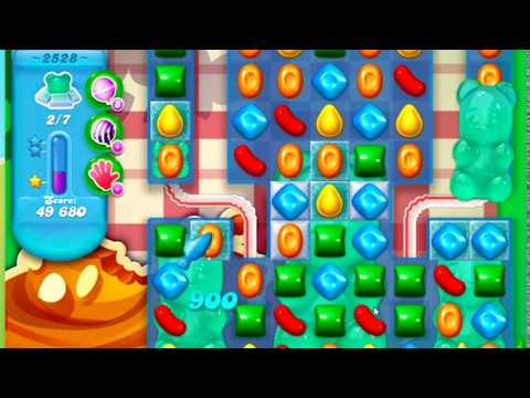 Candy Crush Soda Saga Level 2528 ***