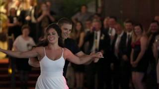 stephanie jeremiahs first dance dirty dancing routine