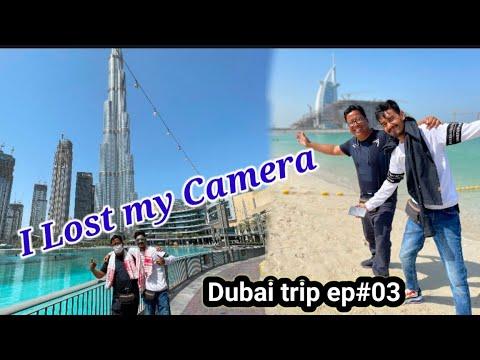 Burj khalifa,Dubai mall aru Burj Al Arab Chalu ll sony zv1 heral