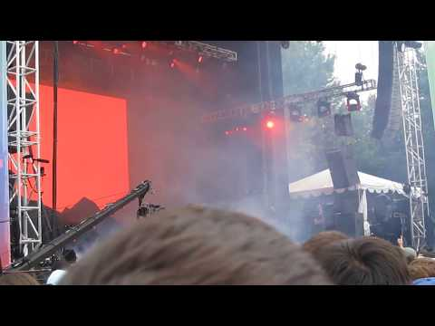 Vince Staples  Big Fish   at Pitchfork 2017, Chicago