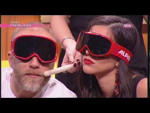 Ami G Show S09 - Igra - Pogadjanje predmeta obrazima