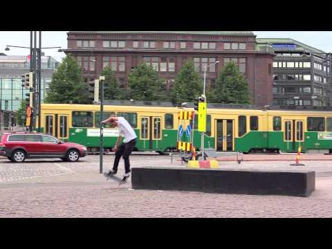 ADIDAS SKATEBOARDING FINLAND - stripe two