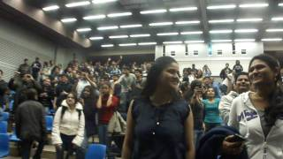 Cricket WC Final, 2011 at University at Buffalo - Celebrations