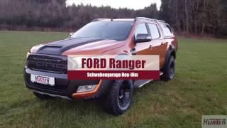 Hurter Offroad - Schwabengarage Neu Ulm - Ford Ranger