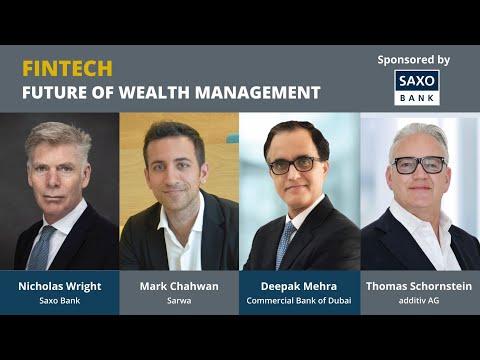 Future of Wealth Management - Fintech   AIM Summit Webinar